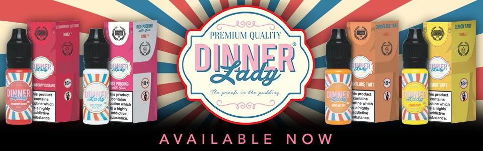Dinner Lady Eliquid Wholesale UK