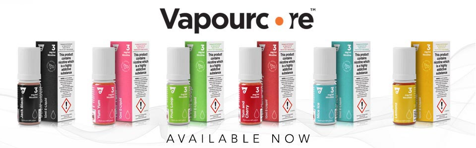 VapourCore eLiquid Wholesale