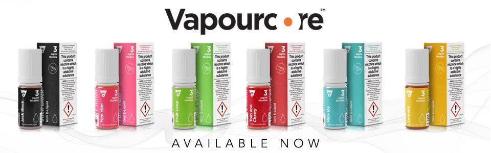 VapourCore eLiquid Wholesale