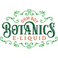 Botanics Eliquids by Ohm Boy Volume II