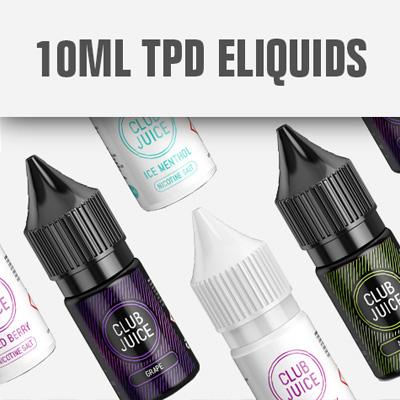 10ml TPD Eliquids