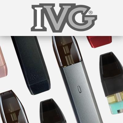 IVG Starter Kit & Pods