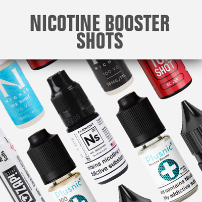 Nicotine Booster Shots