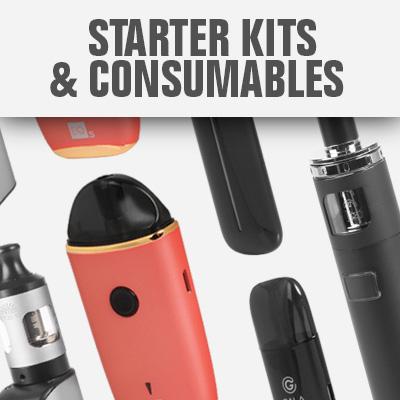 Starter Kits & Consumables