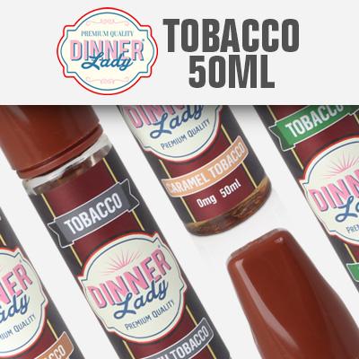Dinner Lady Tobacco 50ml
