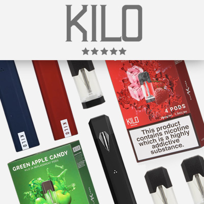 Kilo 1K Closed Pod System