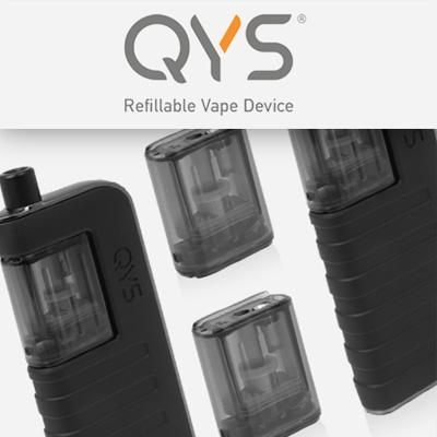 QYS Vape Hardware