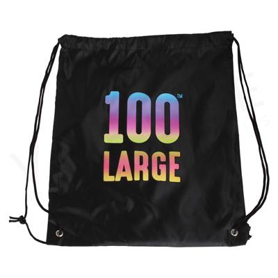 100 Large Drawstring Bag