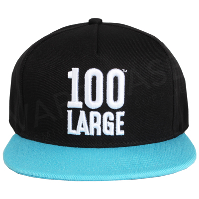 100 Large Snapback Hat