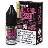 Arctic Roll Nic Salt E-Liquid by Frumist Desserts