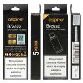 Aspire Breeze Vape Coils