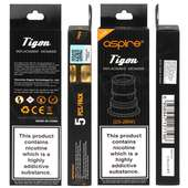 Aspire Tigon Replacement Vape Coils