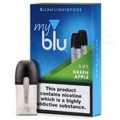 Green Apple E-Liquid Pod by Myblu