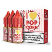 I Love Pop Corn E-Liquid by Mad Hatter Juice