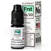NS20 Frost E-Liquid by Element