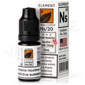 NS20 Honey Roast Tobacco E-Liquid by Element Tobacconist