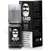 No.71 E-Liquid By Beard Vape Co
