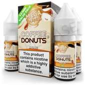 Coffee and Donuts E-Liquid by MEGA