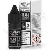Slam Berry E-Liquid by Charlie's Chalk Dust