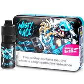 Slow Blow High VG E-Liquid by Nasty Juice