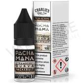 Strawberry, Guava and Jackfruit eLiquid by Pacha Mama