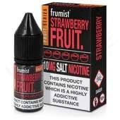 Strawberry Nic Salt E-Liquid by Frumist Fruits