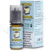 Strawberry E-Liquid by Super Strudel