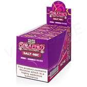 Tangy Tutti Frutti Salt Nicotine E-Liquid by Strapped
