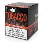 Tobacco Frumist Disposable Device