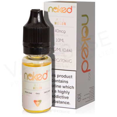 All Melon E-Liquid by Naked 100