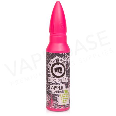 Apple Grenade Shortfill E-Liquid by Punk Grenade 50ml