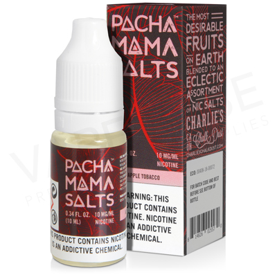 Apple Tobacco E-Liquid by Pacha Mama Salts
