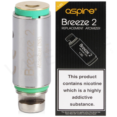 Aspire Breeze 2 Vape Coils