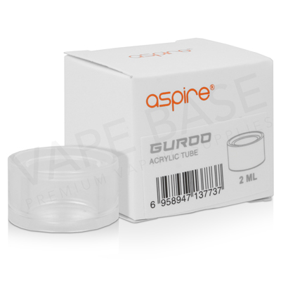 Aspire Guroo Glass Tube