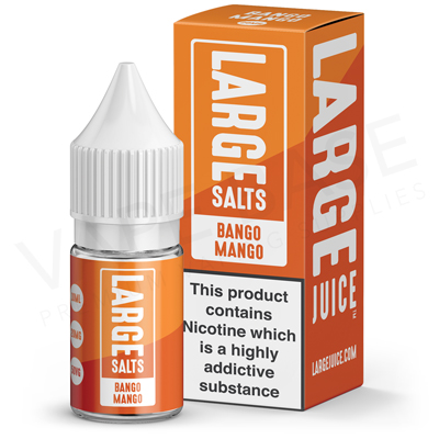 Bango Mango Nic Salt E-Liquid by Large Juice