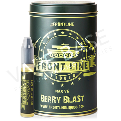 Berry Blast E-Liquid by Front Line