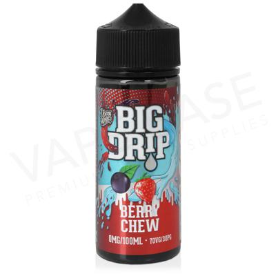 Berry Chew Shortfill E-Liquid by Big Drip 100ml