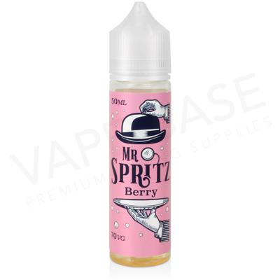 Berry Shortfill E-Liquid by Mr Spritz