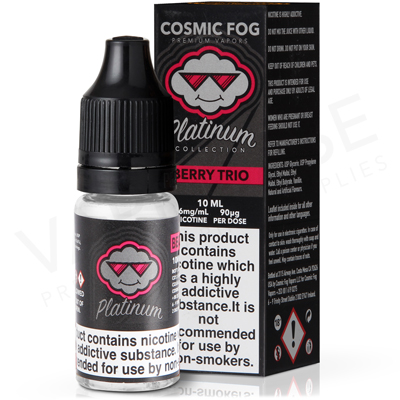 Berry Trio E-Liquid by The Platinum Collection