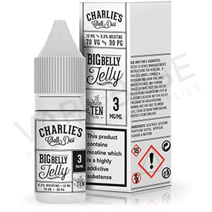 Big Belly Jelly E-Liquid by Charlie's Chalk Dust