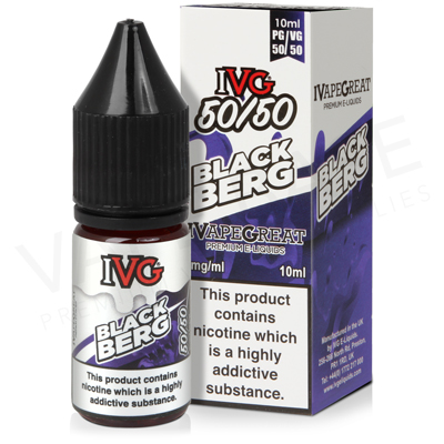 Blackberg E-Liquid by I VG 50/50