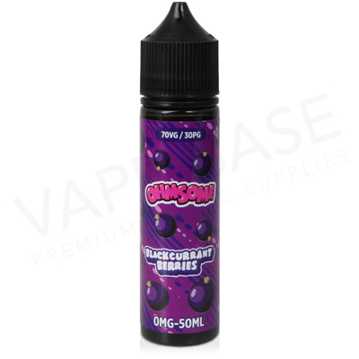 Blackcurrant Berries E-Liquid by Ohmsome
