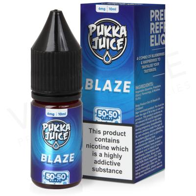 Blaze E-Liquid by Pukka Juice 50/50