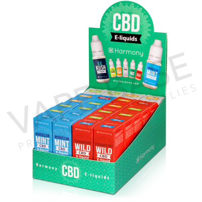 CBD Classics Super Display Box by Harmony
