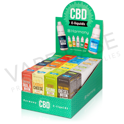 CBD Mix Super Display Box by Harmony