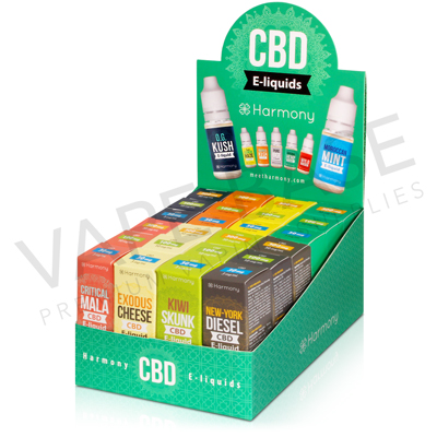 CBD Originals Super Display Box by Harmony