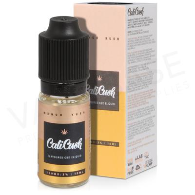 Calicush Mango Kush CBD E-Liquid by Honest Hemp