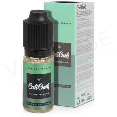 Tropical Thunder CBD E-Liquid by Calicush
