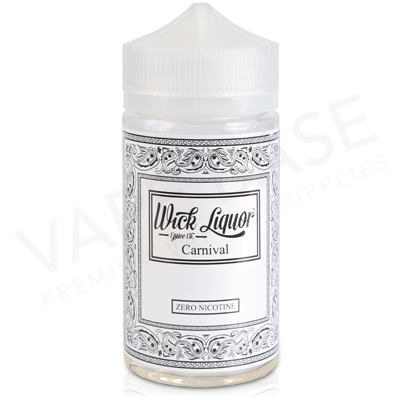 Carnival E-Liquid by Wick Liquor 150ml