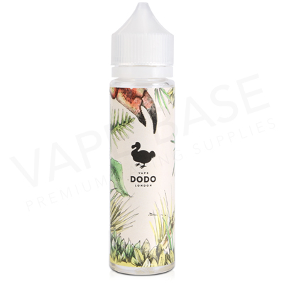 Cast Away Coconut E-Liquid By Vape Dodo 50ml